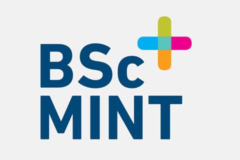 Logo BSc Mint Plus