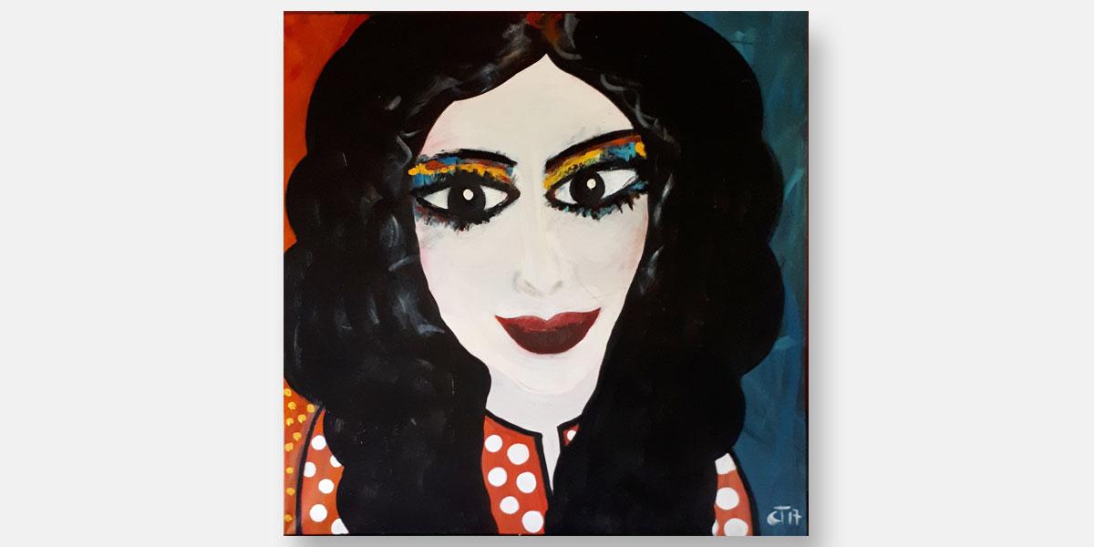 Portfolio-Malerei-Kleine-Schwester